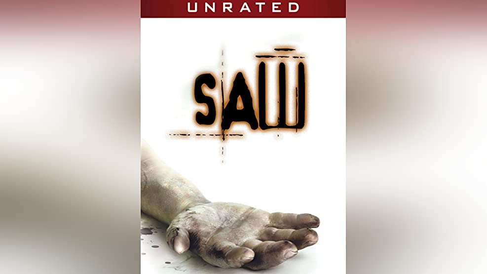 Saw (Unrated) with Bonus Material Stitched