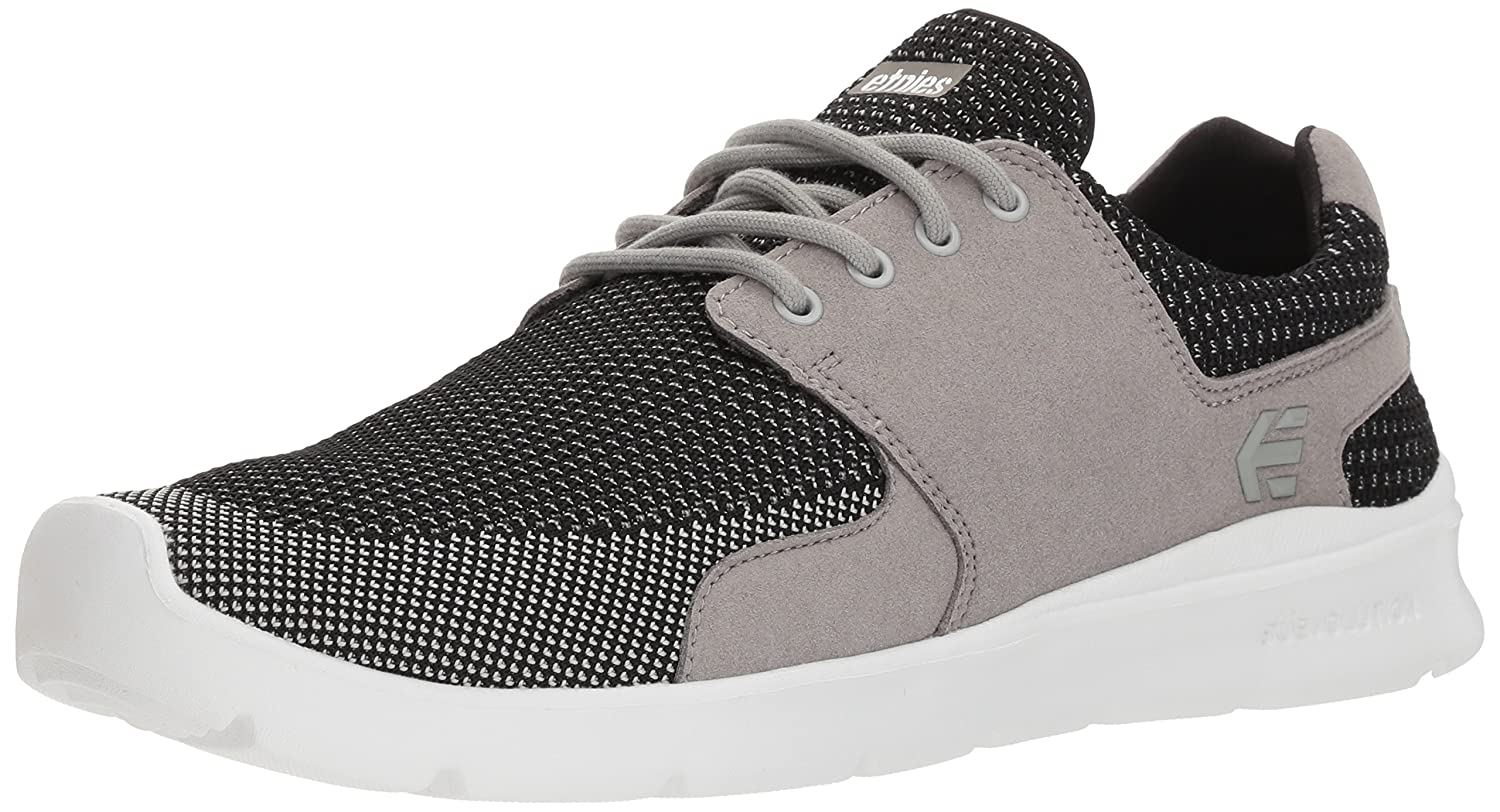 Etnies Mens Men's Scout XT Skate Shoe 9 D(M) US|Grey/Black