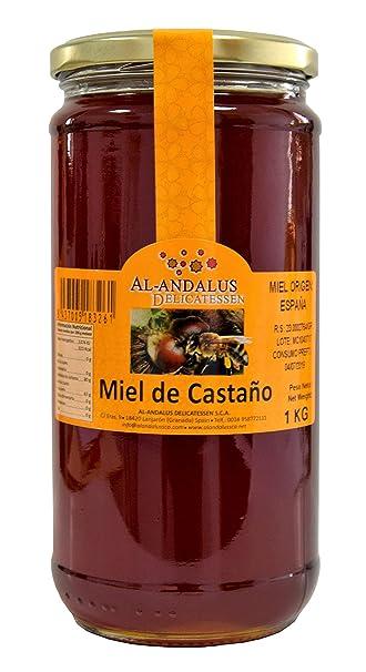 Al-Andalus Delicatessen Miel de Castaño 1 Kg.