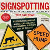Signspotting 2017 Day-to-Day Calendar