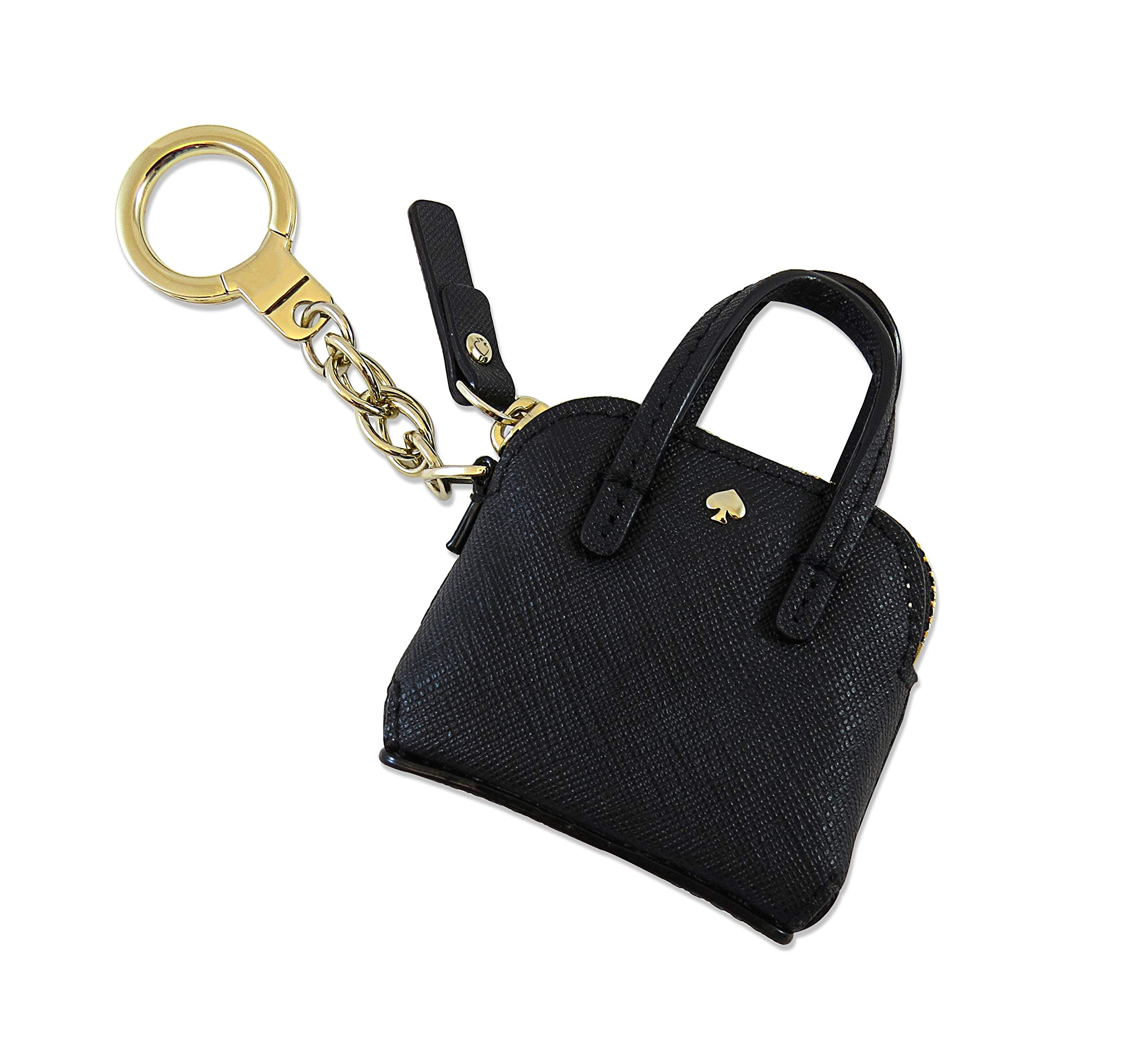 Kate Spade New York Women's Things We Love Maise Keychain, Black, One Size