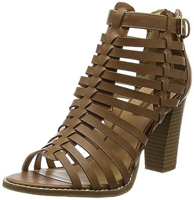 a50f76b5011e Dorothy Perkins Women s Gladiator High Heel Open-Toe Sandals