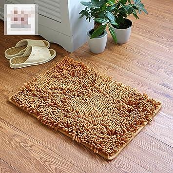 MOMO Chenille Mattress Door Colchones Dormitorio Puerta Antideslizante Pad Baño Cocina Mat Mat Mat Door Mat,70 * 200CM: Amazon.es: Deportes y aire libre