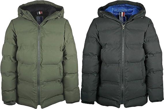 Tanto ripido Corvo  Jack and Jones Boy's Puffer Parka Coat: Amazon.co.uk: Clothing