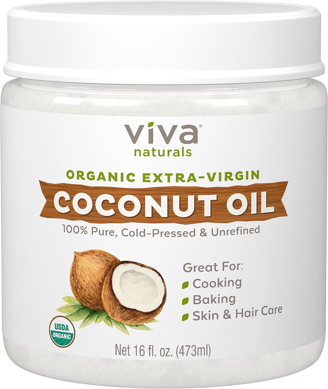 ViVa- Coconut Oil oureczemastory.com