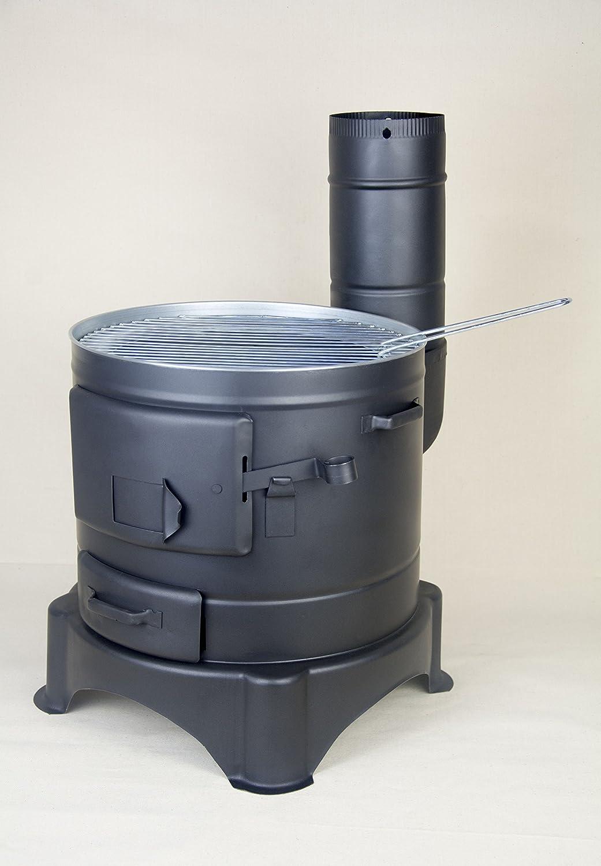 Neu Camper - Grillofen Model B36CAMP Rost Grillofen