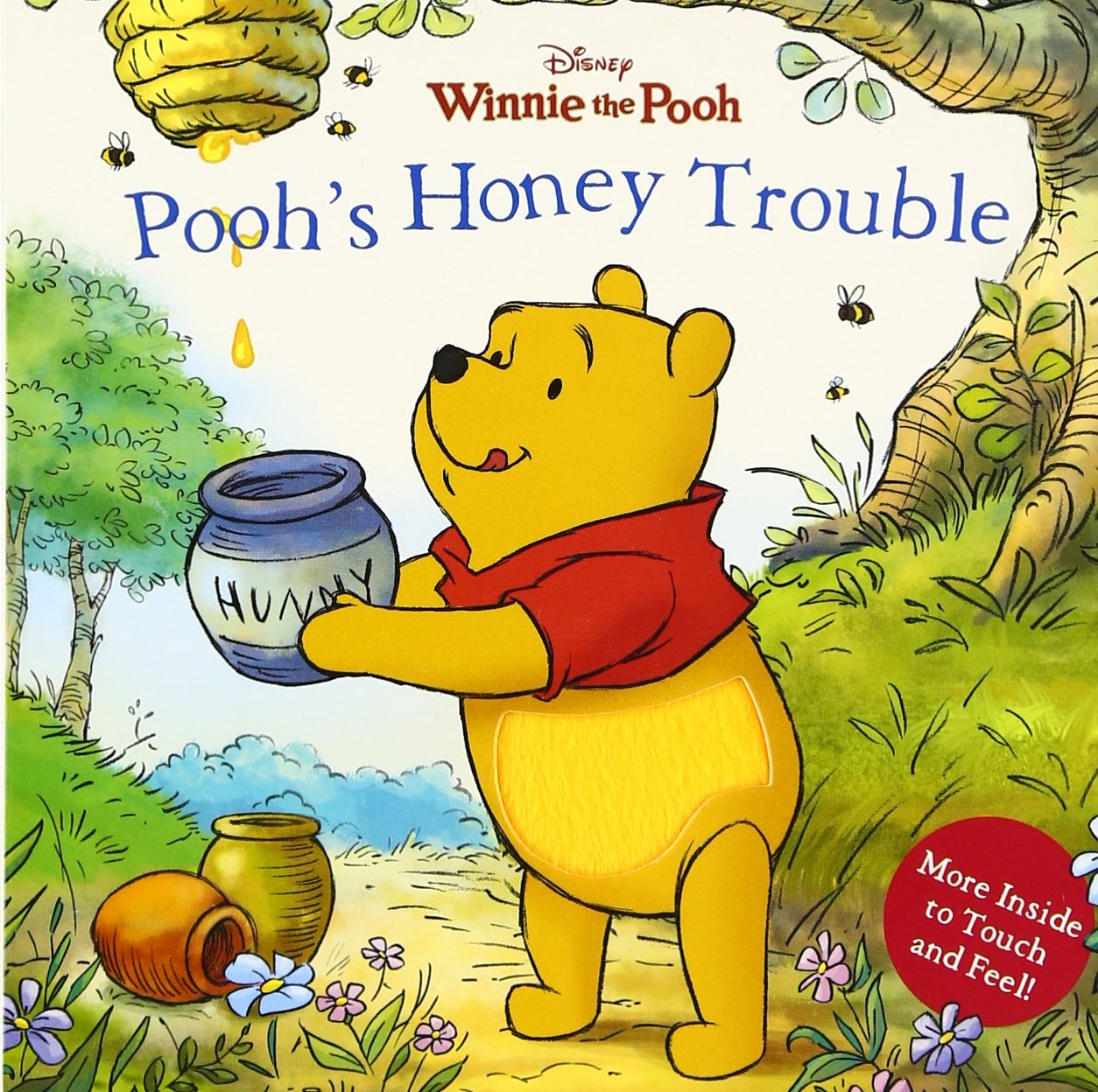 07db8a3a0d Pooh's Honey Trouble (Disney Winnie the Pooh) Board book – February 7, 2012