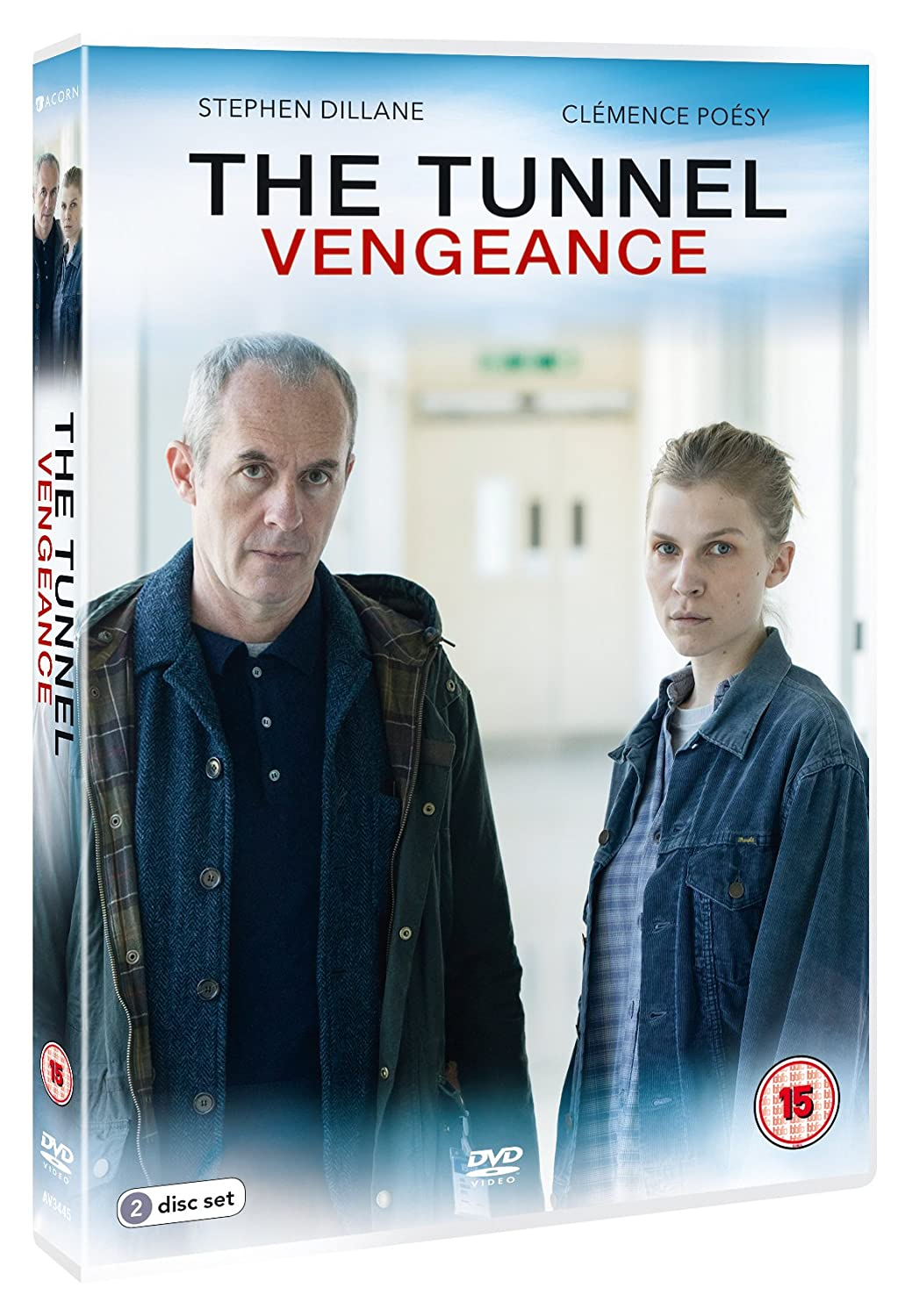 The Tunnel: Vengeance (Series 3)