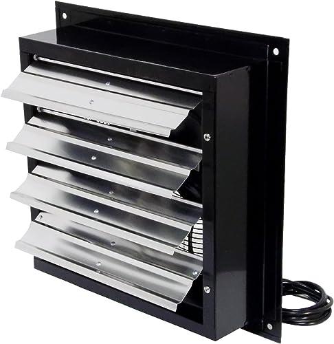 XFS Exhaust Fan w Shutters 24 inch 4700 CFM Direct Drive XFS24 XFS Exhaust Fan w Shutters 24 inch 4700 CFM Direct Drive XFS24