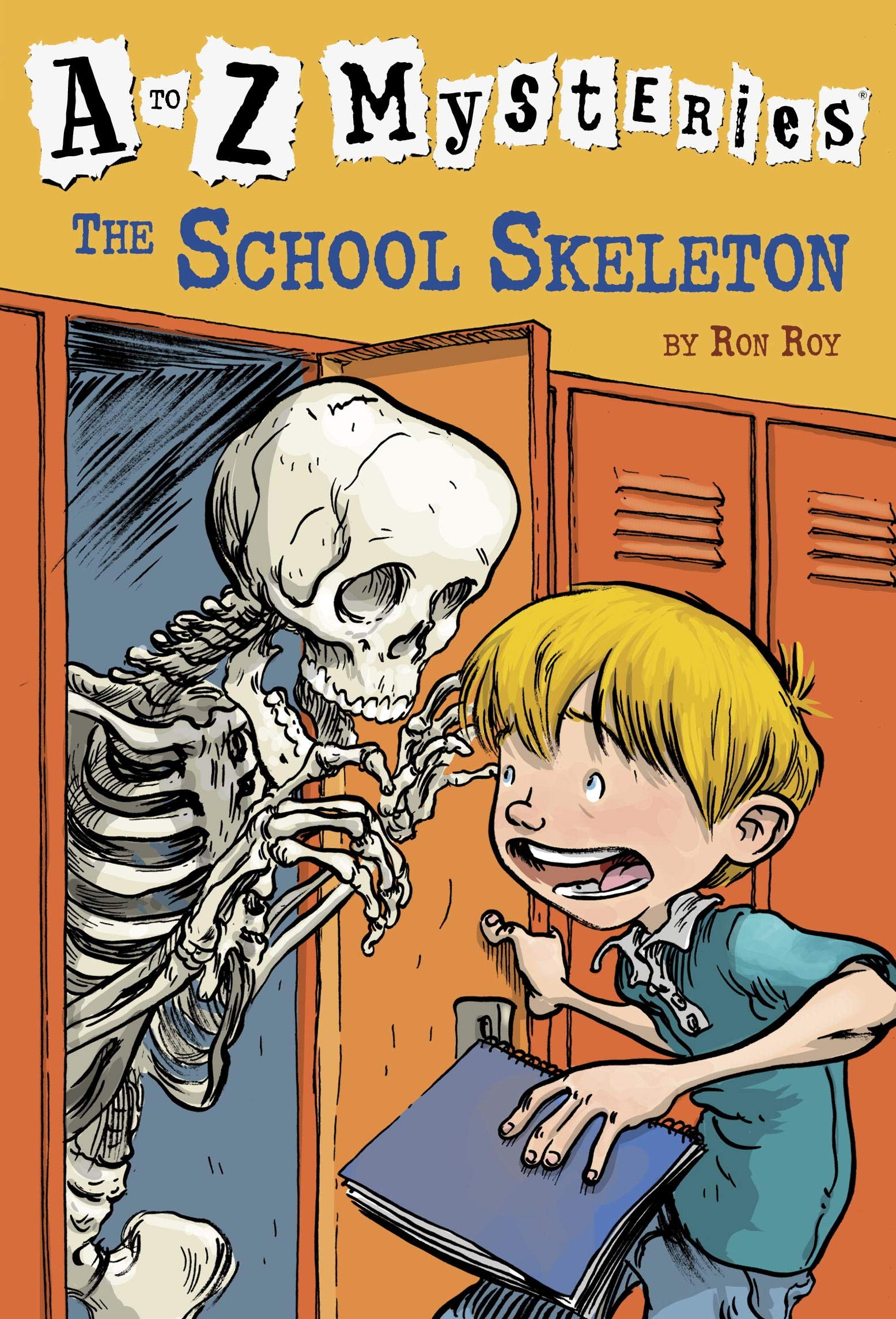 A to Z Mysteries: The School Skeleton: 19: Amazon.es: Roy ...