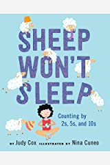 Sheep Won't Sleep: Counting by 2s, 5s, and 10s Kindle Edition