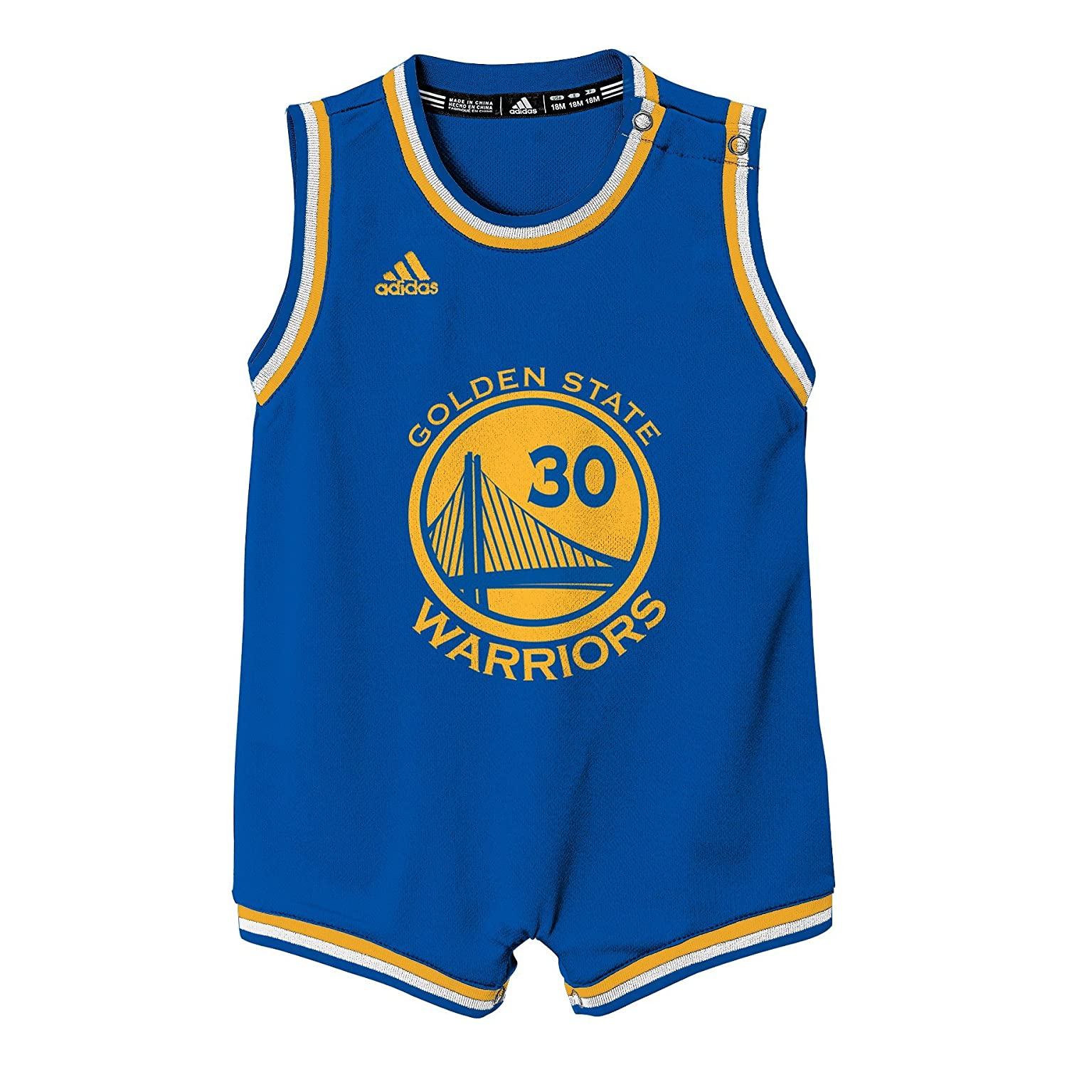 Amazon OuterStuff NBA Infant Golden State Warriors Curry