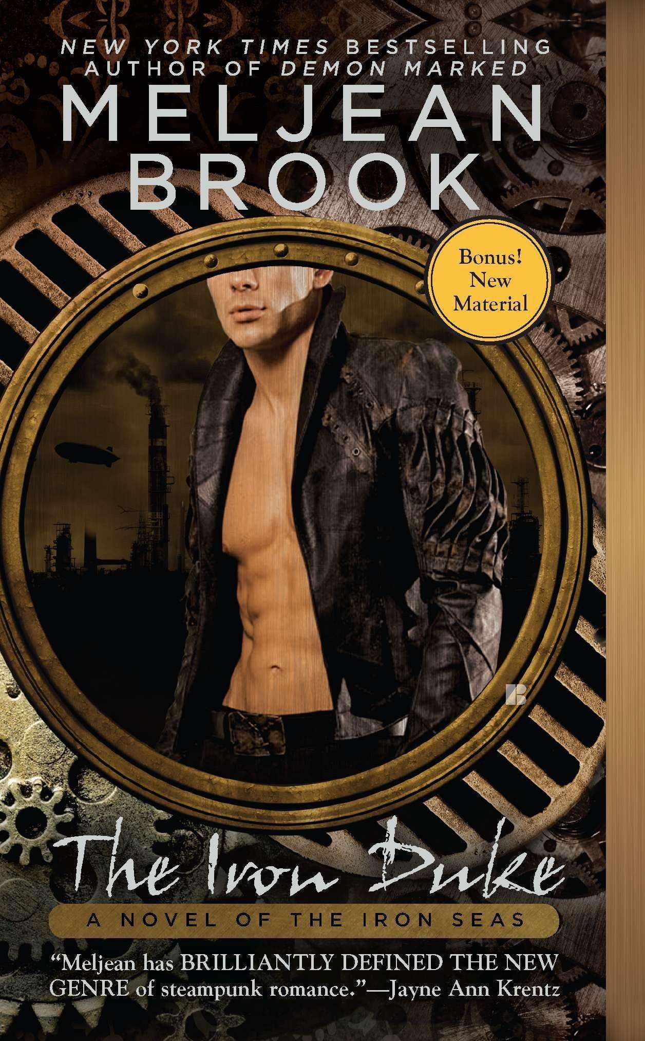 The Iron Duke (Iron Seas, Book 1): Meljean Brook: 9780425244265 ...