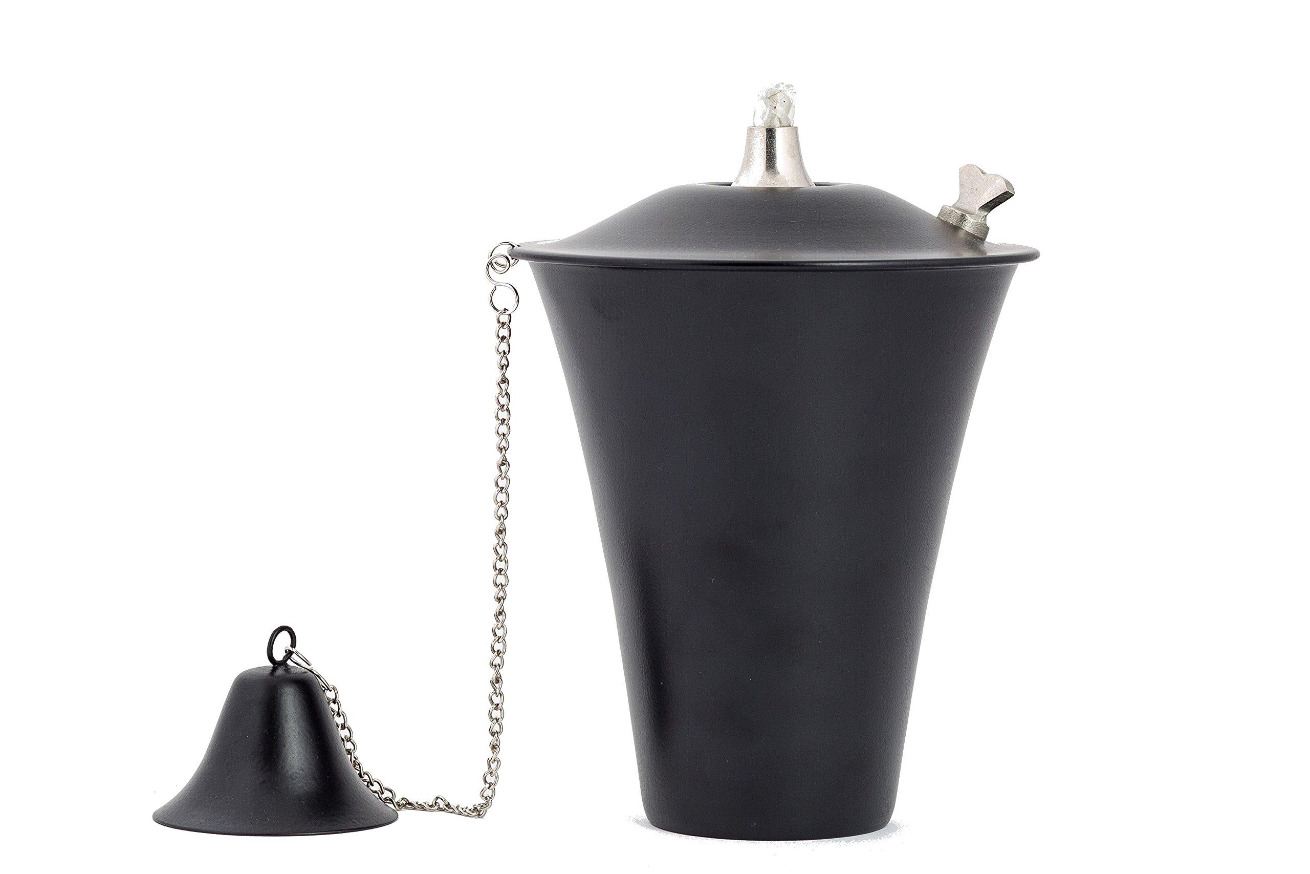 Kona Tabletop Torch (Smooth Black)