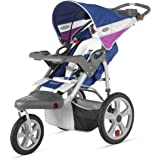 InStep Grand Safari Single Swivel Stroller