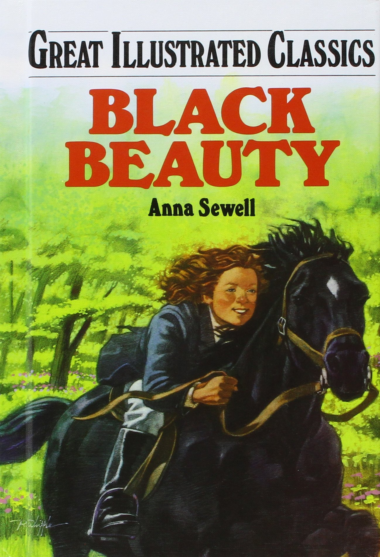 Black Beauty (Great Illustrated Classics (Abdo)) ebook