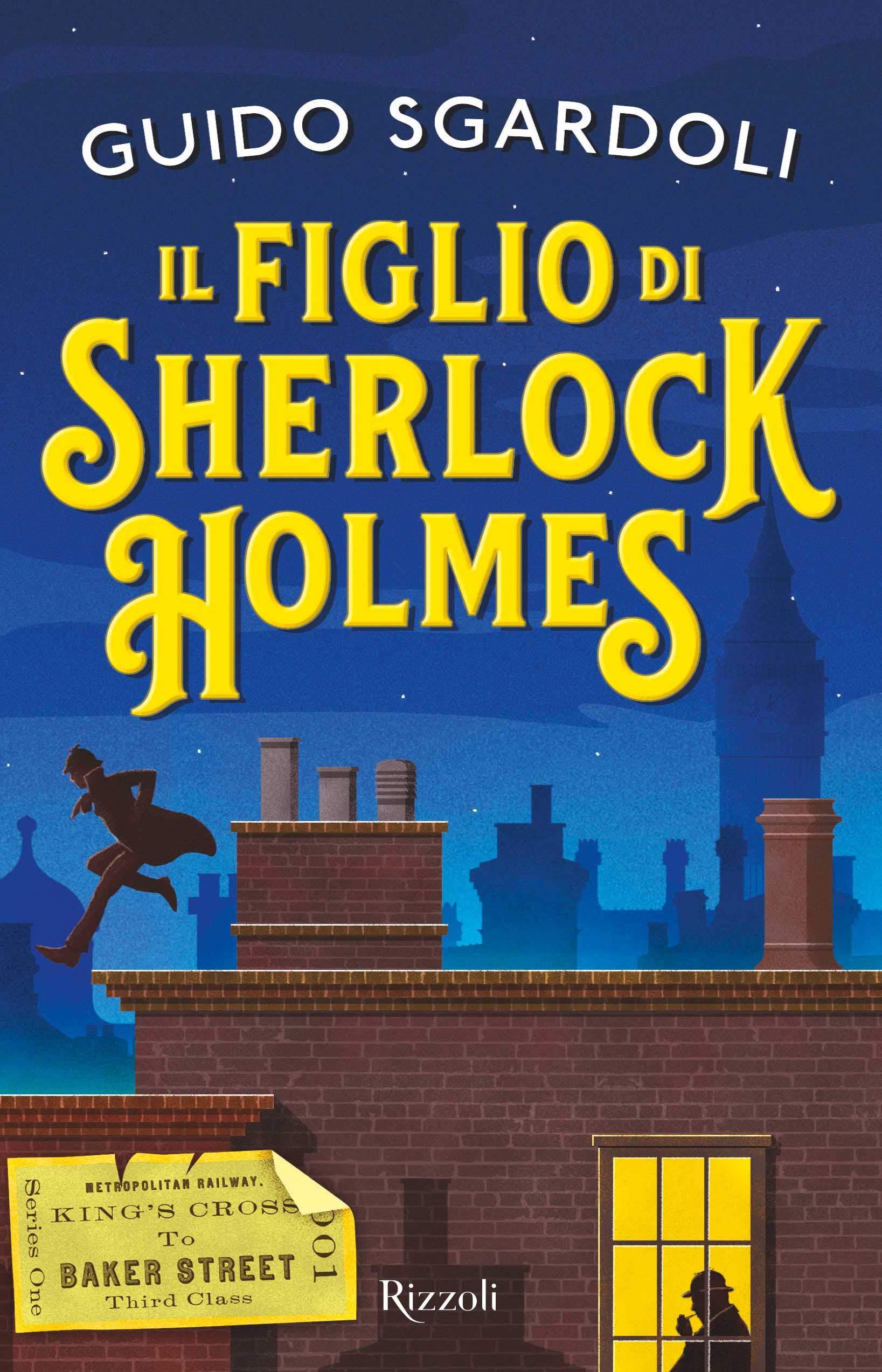 Amazon Fr Il Figlio Di Sherlock Holmes Sgardoli Guido Livres