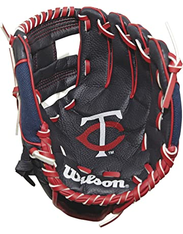 967cf44698cc6 Wilson wta02rb16 Equipo de MLB T-Ball Juventud Guante de béisbol