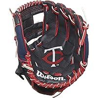 Wilson wta02rb16MLB Team T-Ball Juventud Guante de béisbol