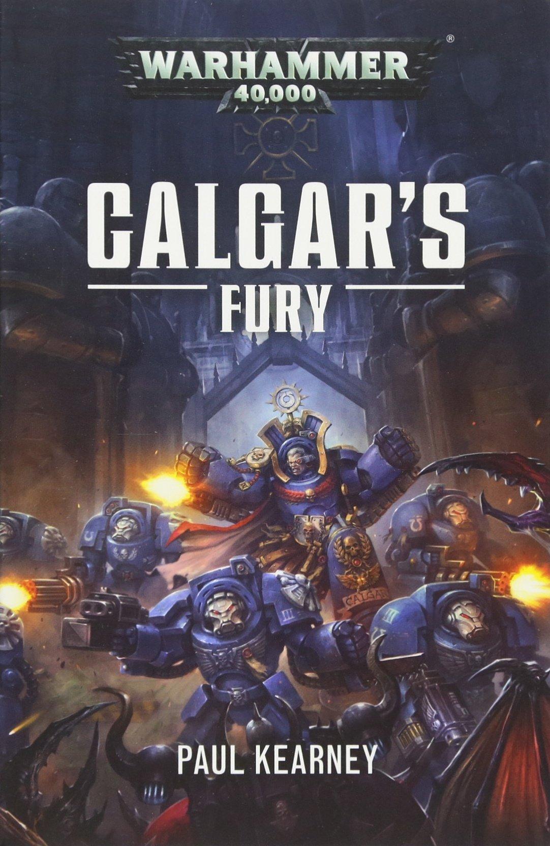 Download Calgar's Fury (Warhammer 40,000) PDF