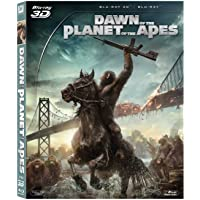 Dawn of the Planet of the Apes (3D)