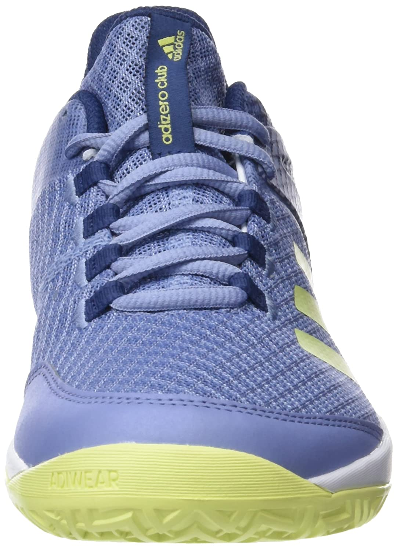 arrives c3364 1acda adidas Adizero Club W, Chaussures de Fitness Femme, Bleu (AzutizSeamhe