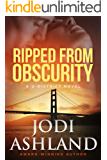 Ripped from Obscurity: Mystery Romance (A U-District Novel Book 2)