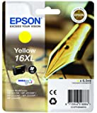 Epson - C13T16344010 - 16 XL Cartouche d'encre - Jaune