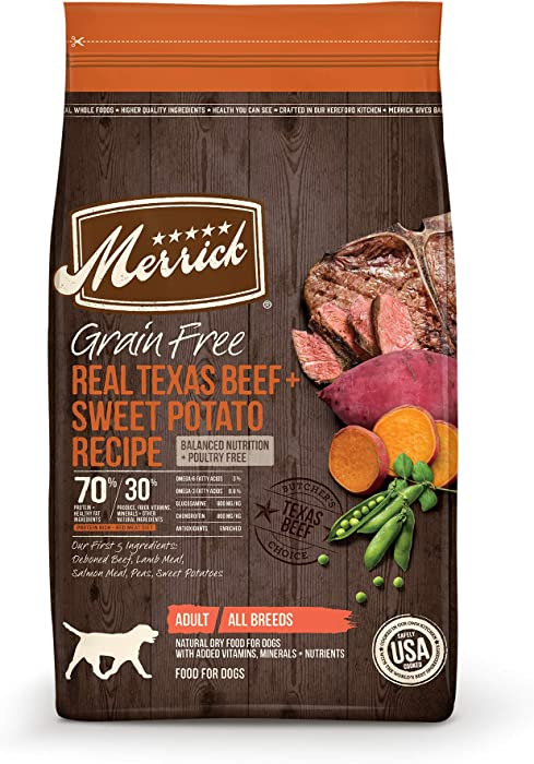 The Best Merrick Pet Food Texas Beef