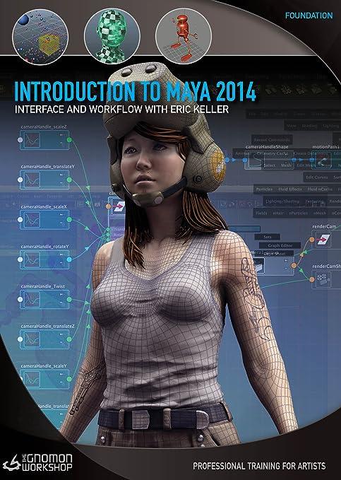 Amazon com: Introduction to Maya 2014 - Interface and