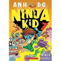 Ninja Kid #7: Ninja Toys!
