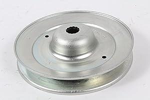 Husqvarna 588586601 Pulley, Metallic