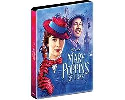 O Retorno de Mary Poppins - Steelbook [Blu-Ray]