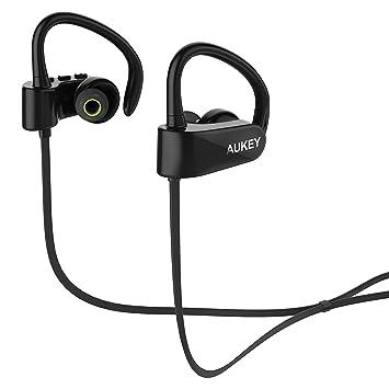 Aukey EP-B22 - Auriculares Deportivo, con Bluetooth 4.1 y ...