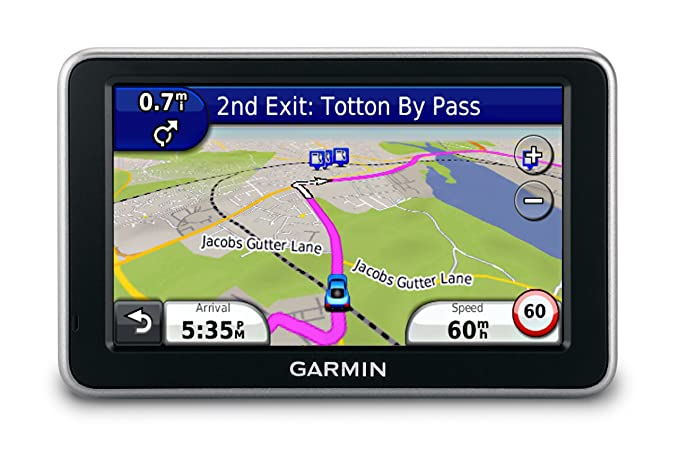 Garmin nuvi 2370LT 4.3-Inch Bluetooth Portable GPS Navigator with Maps on garmin express software, maps europe maps, magellan gps europe maps, garmin nuvi europe maps,