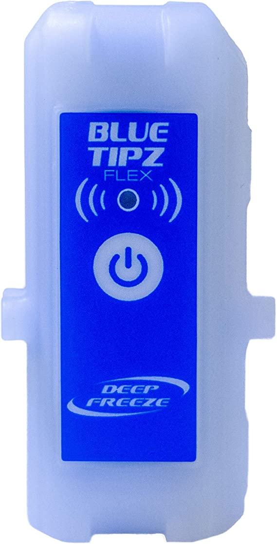 Deep Freeze Blue Tipz Transmitter Single Pack Vflex BTT-11FL