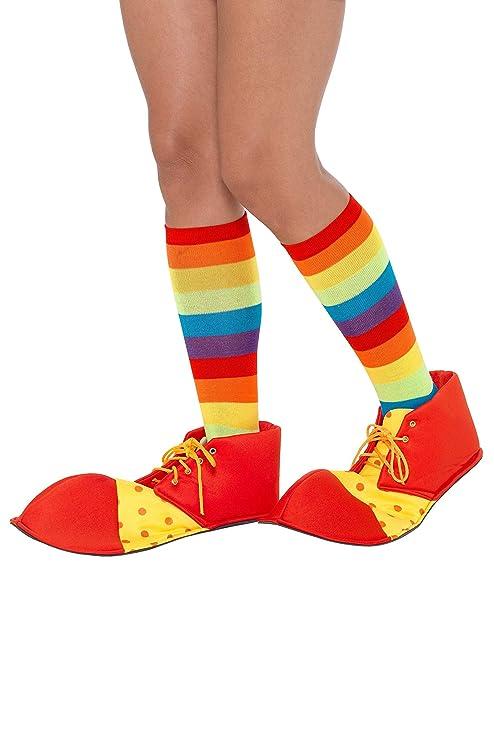 ChaussuresAdulteRouge Pois À 47446 Et Smiffy's Clown Couvre xWrBdCoe