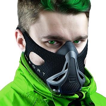 Eternidad deporte entrenamiento formación máscara – para correr ciclismo entrenamiento y Fitness, lograr altura elevación
