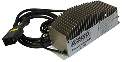 amazon com ezgo powerwise qe charger with 10 inch dc cord 36 volt rh amazon com Powerwise QE Charger Problems powerwise qe 36v charger manual