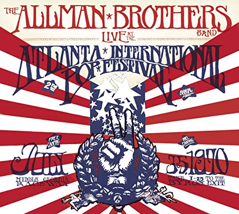 「allman brothers atlanta pop festival」の画像検索結果