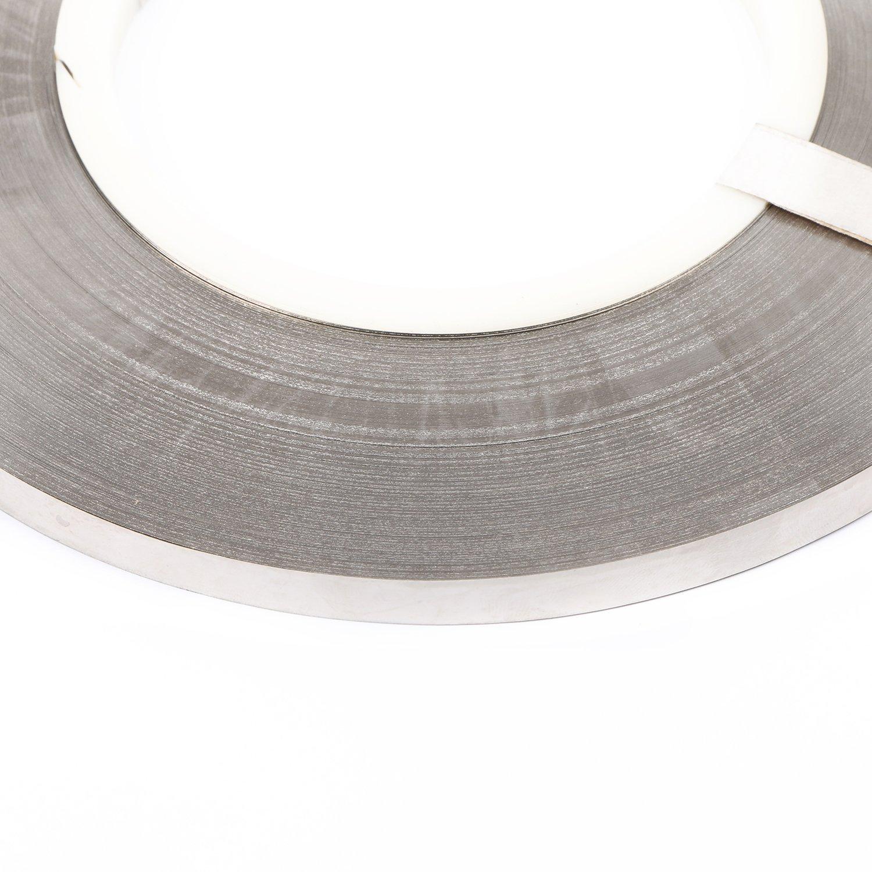 Tira de níquel puro de 0.15 x 8 mm para paquetes de baterías 18650 Soldadura de baterías 1 kg/rollo: Amazon.es: Bricolaje y herramientas