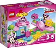 LEGO DUPLO l Disney Mickey Mouse Clubhouse Minnie's CAF' 10830 Large Building Block Preschool Toy