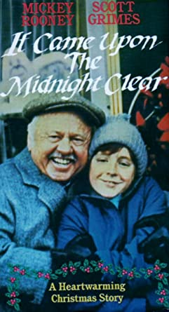 Amazon.com: It Came Upon the Midnight Clear [VHS]: Mickey Rooney ...