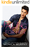 Falling For Her: A High School Enemies to Lovers Romance (The Callahans Book 2)