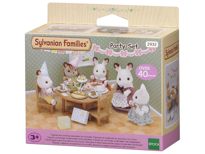 5259 Sylvanian Families Toy Barboncino Famiglia Set Inc 4 Figure Ragazze Età 3 anni