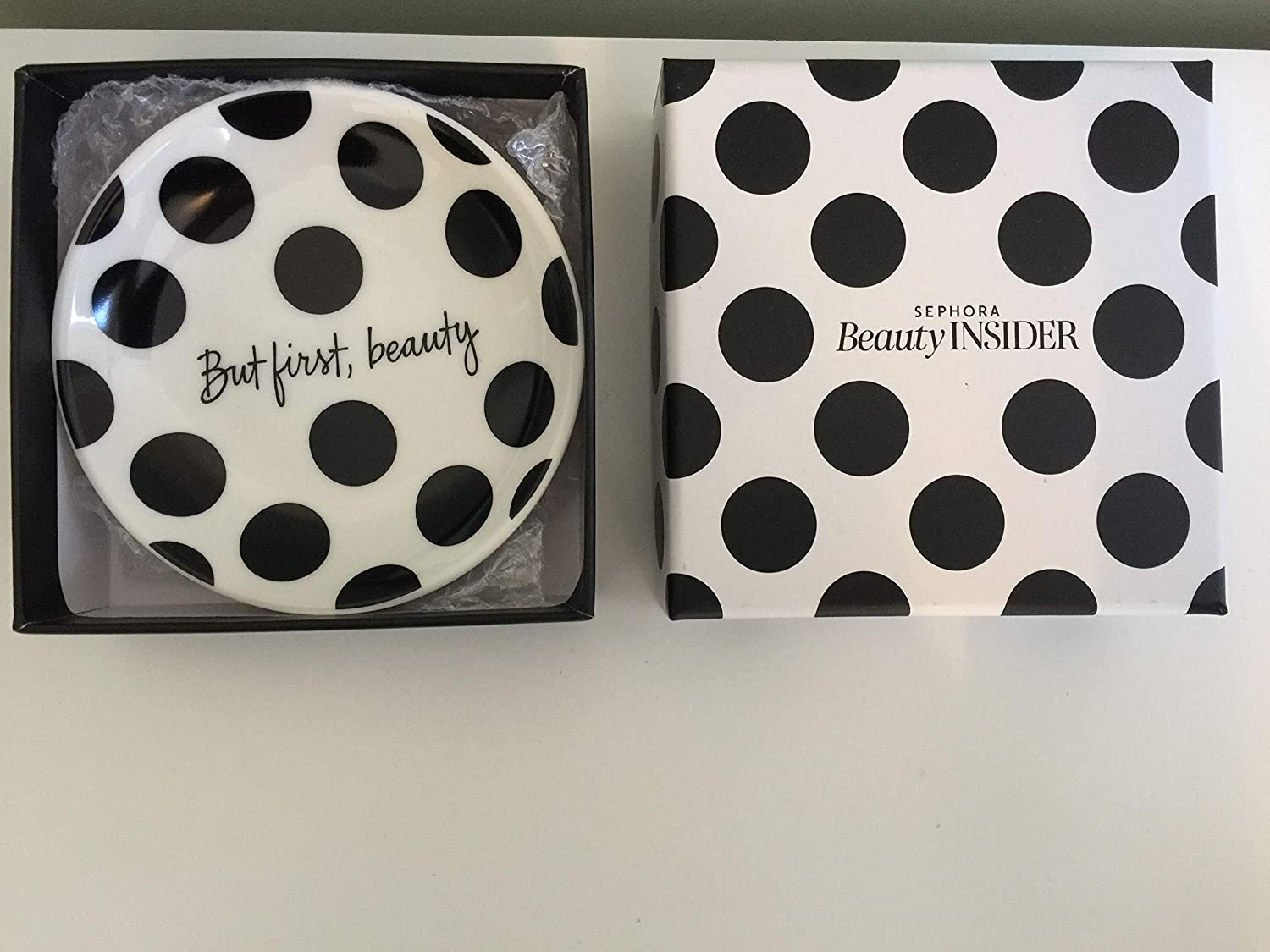 Sephora Beauty Inside Catchall Bandeja, But First, Beauty Limited Edition: Amazon.es: Hogar