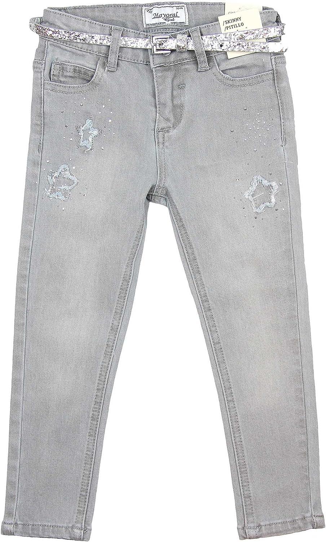 Sizes 2-9 Mayoral Boys Washed Denim Pants