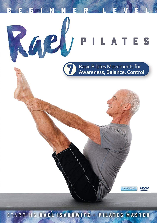 Amazon.com: Rael Pilates System: Beginner 7 Movements: Rael ...
