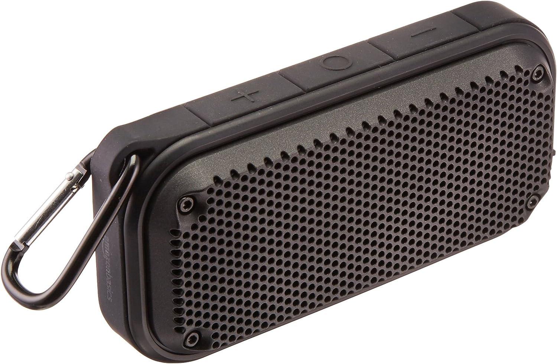 Amazon Basics Bluetooth Lautsprecher Kabellos Stoß Und Wasserfest Audio Hifi