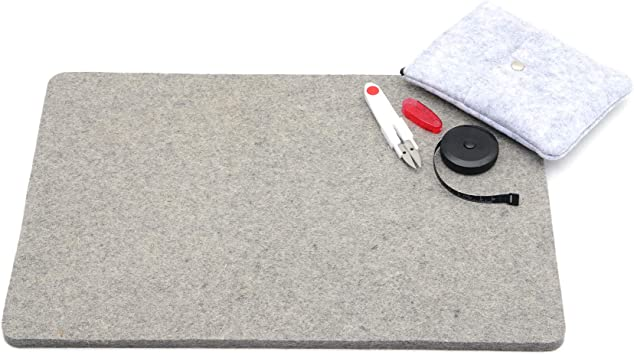 Wool Pressing Mat Ironing Pad High Temperature Ironing Board Felt 3 Style Option